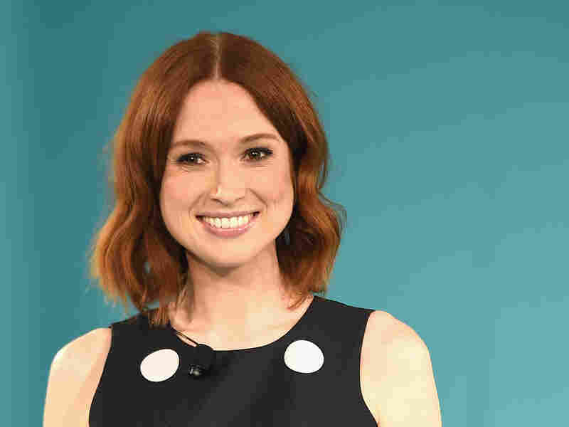 Ellie Kemper attends Tiffany & Co. in Conversation on April 15, 2016 in New York City.