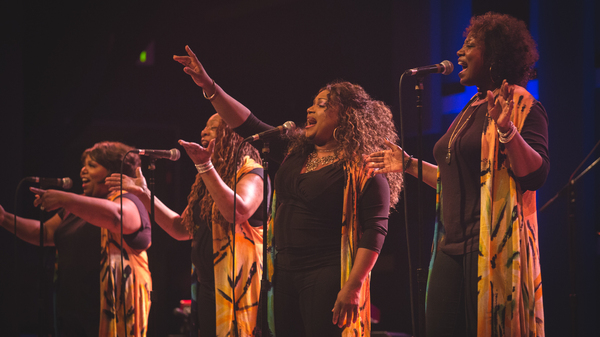 Watch The McCrary Sisters Gospel Roots Of Rock And Soul Concert