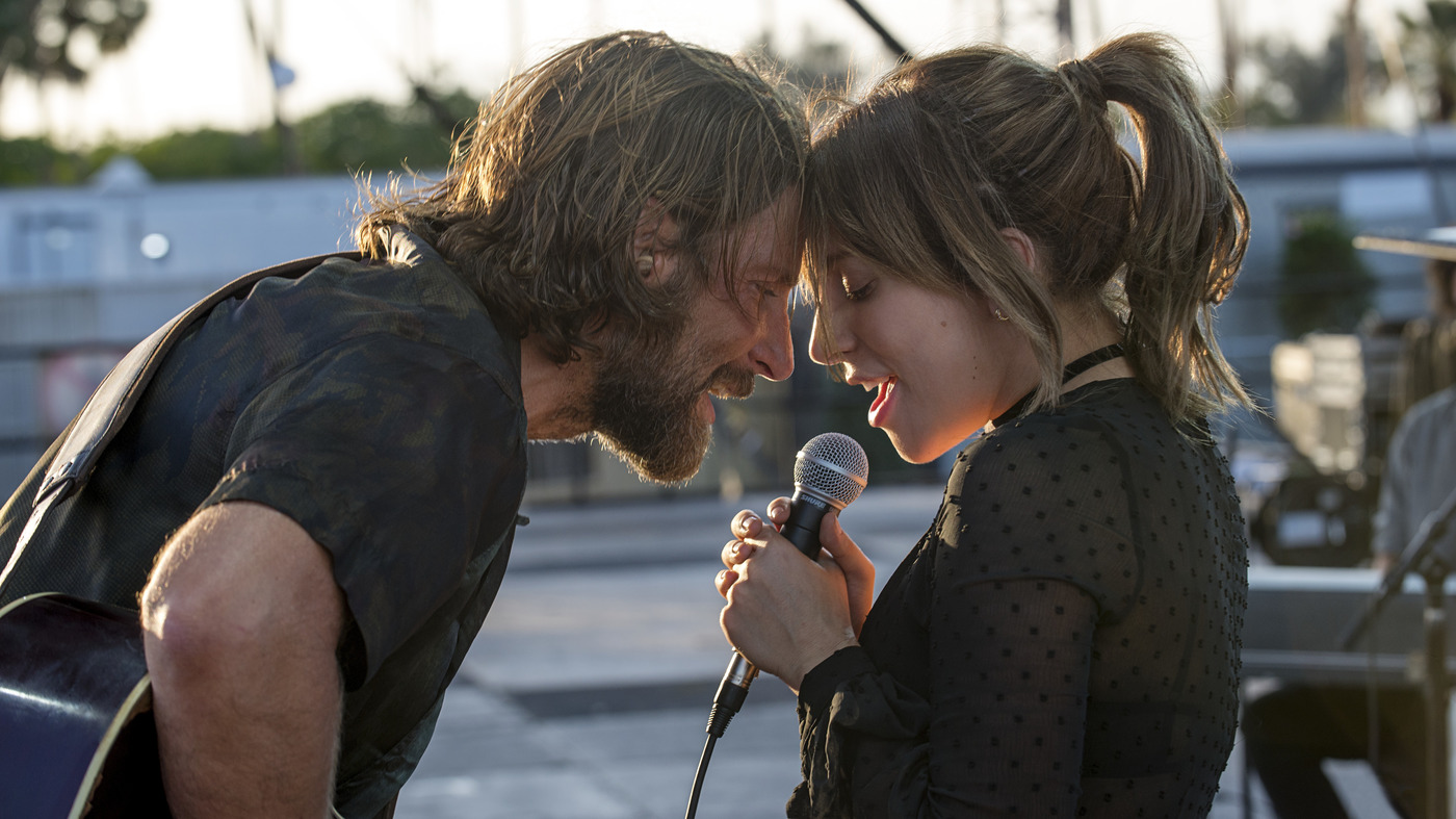 A Star Is Born and What's Making Us Happy