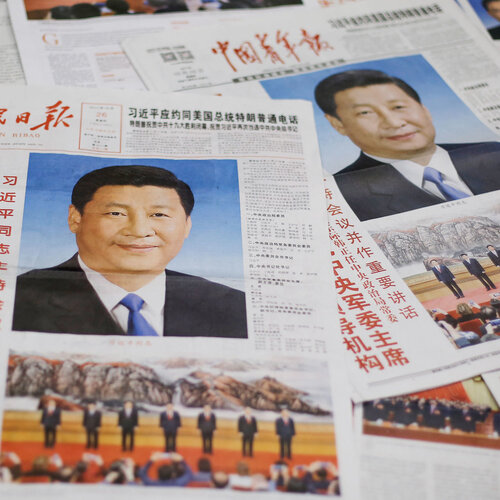 Chinese Leaders Leverage Media To Shape How The World Perceives China