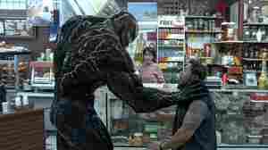 Tom Hardy Gets His Teeth Into 'Venom,' Though The Film Lacks Bite