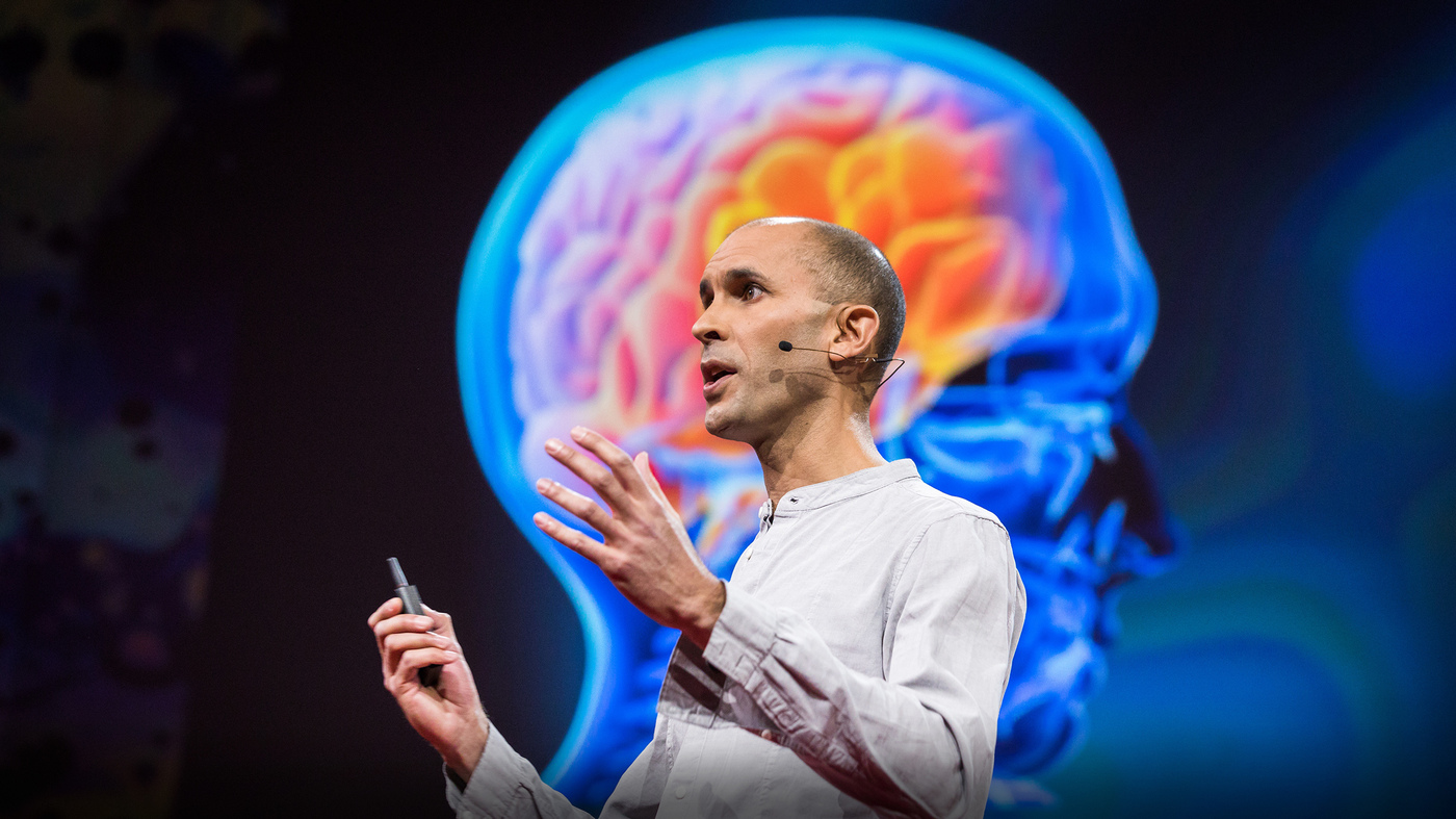 Anil Seth: How Does Your Brain Construct Your Conscious Reality?