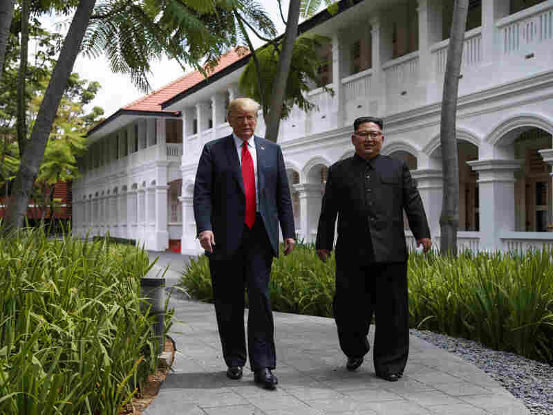 US, Kim 'take new step forward' in fresh meeting