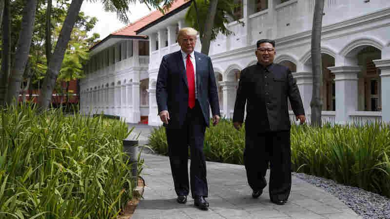 Opinion: Donald Trump 'Fell In Love' With Kim Jong Un