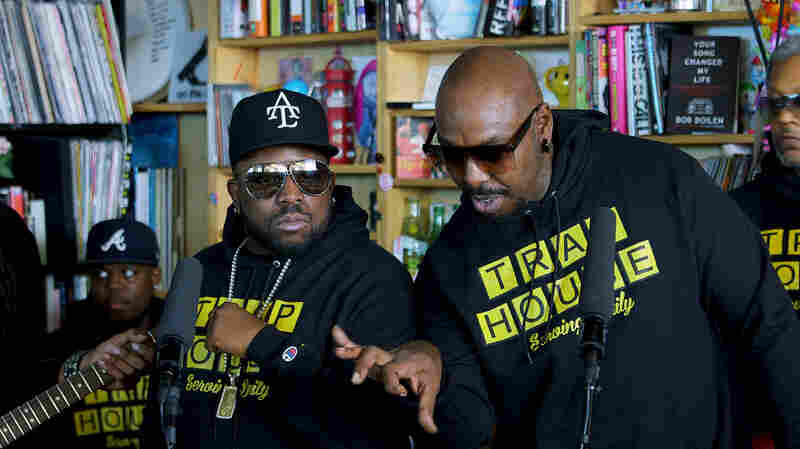 Big Boi: Tiny Desk Concert