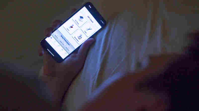 Some Apps May Help Curb Insomnia, Others Just Put You To Sleep