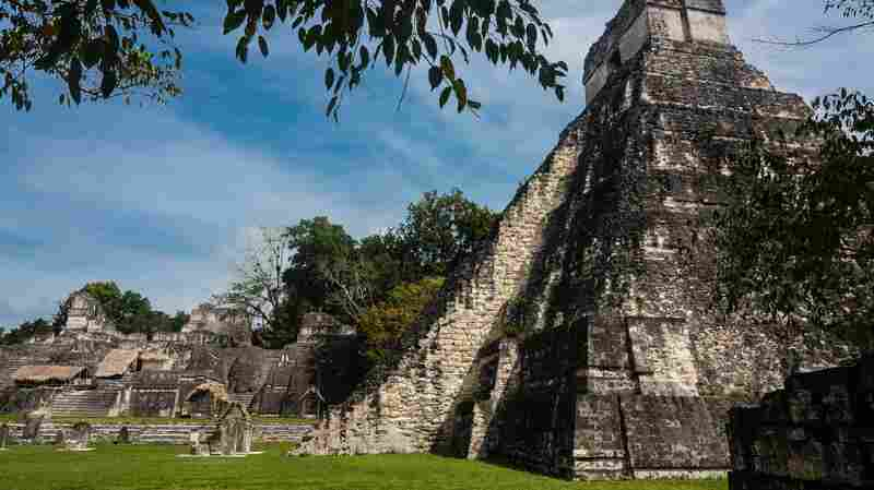 Ancient Maya: Astronomers, Farmers ... And Salt Entrepreneurs?