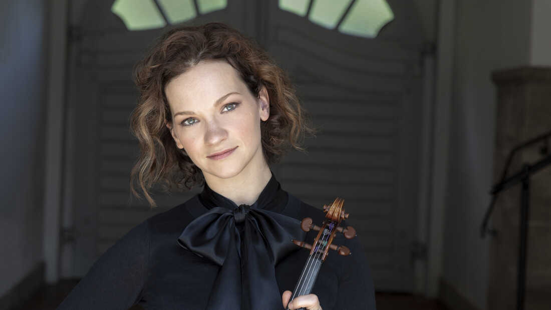 Back To Bach: Hilary Hahn Rekindles An Old Love
