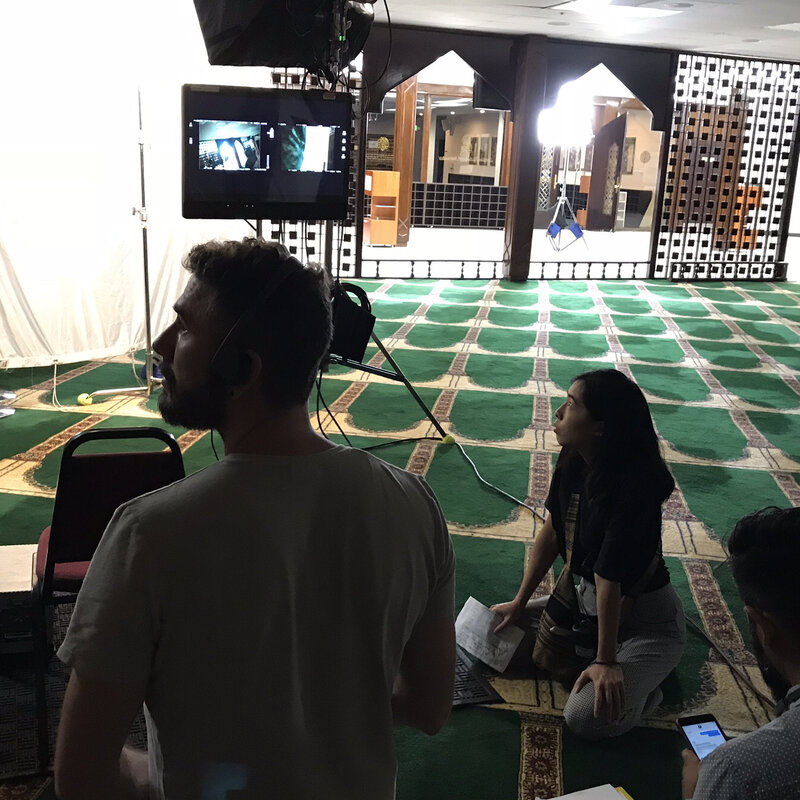 Muslims Are Having A Hollywood Moment : NPR