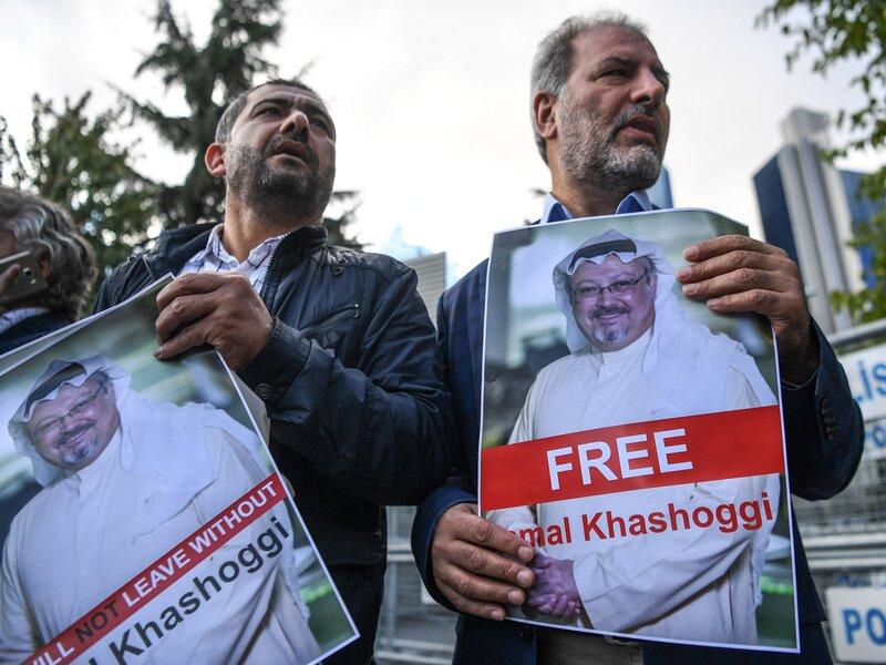 Mystery Deepens Around Missing Saudi Journalist Jamal Khashoggi