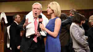 'Believe Women, Until It's Time To Stop': Republican Senators Celebrate In 'SNL' Open