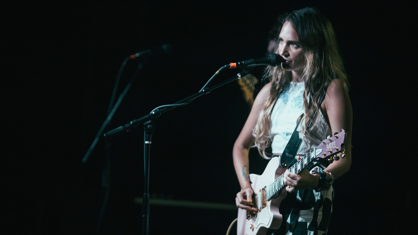 Naked girls guitars Instrument Makers Learn A Long Overdue Lesson It Isn T Just Men Playing Guitar Npr