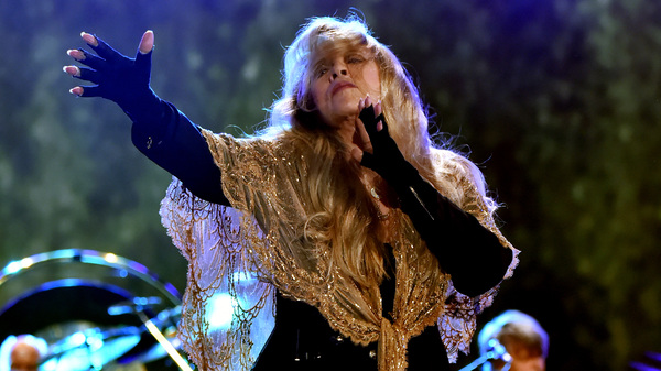 Stevie Nicks, The Cure Among 15 Acts Nominated For Rock & Roll Hall Of Fame