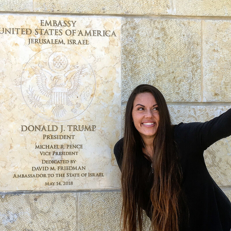 U S  Diplomatic Mission To Palestinians To Merge With Embassy In