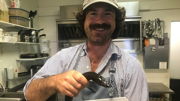 Sam Richman, owner-chef of Sammy