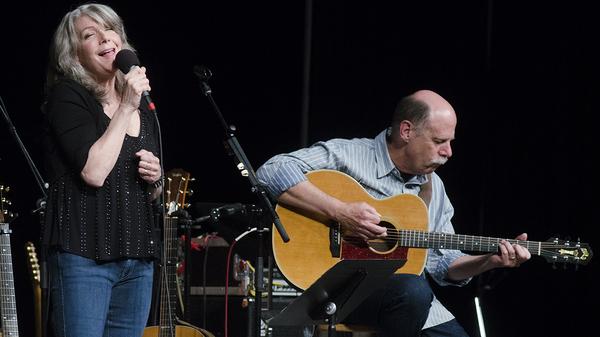 Kathy Mattea performs on Mountain Stage.