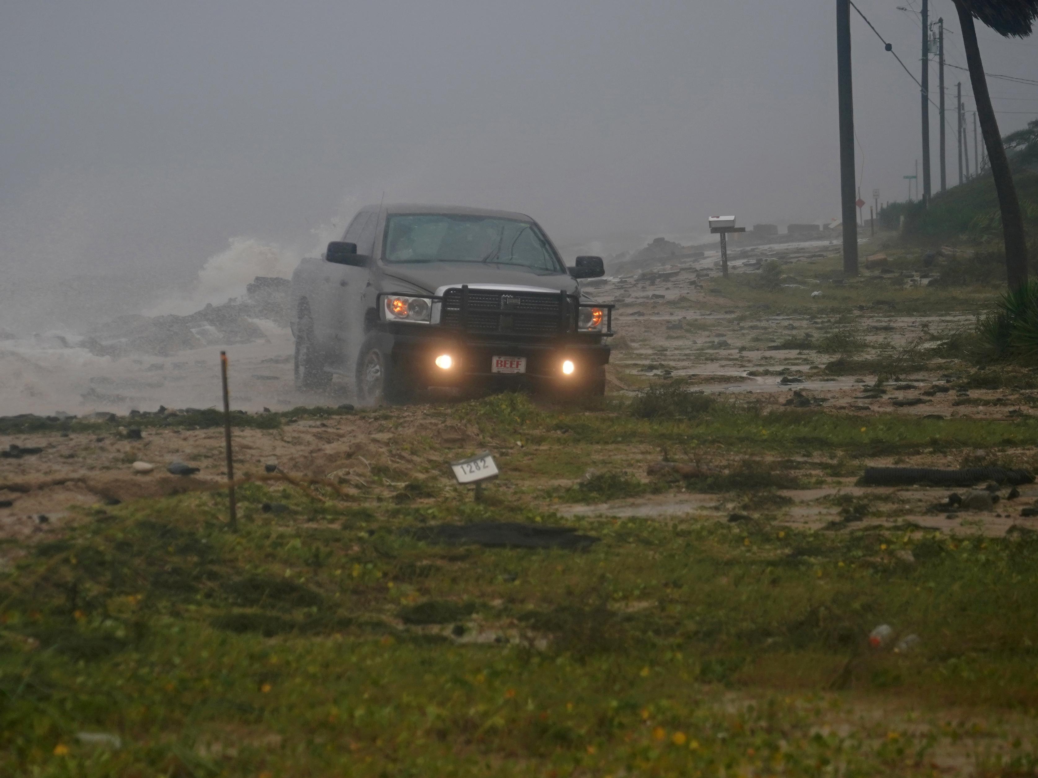 Hurricane Michael Weakening After Historic Slam Into ...