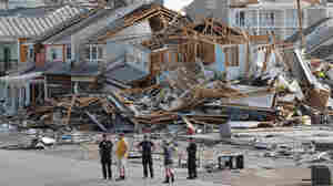 Recovery Work Begins After Hurricane Michael Carves Through Florida Panhandle