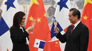 China Lures Taiwan's Latin American Allies
