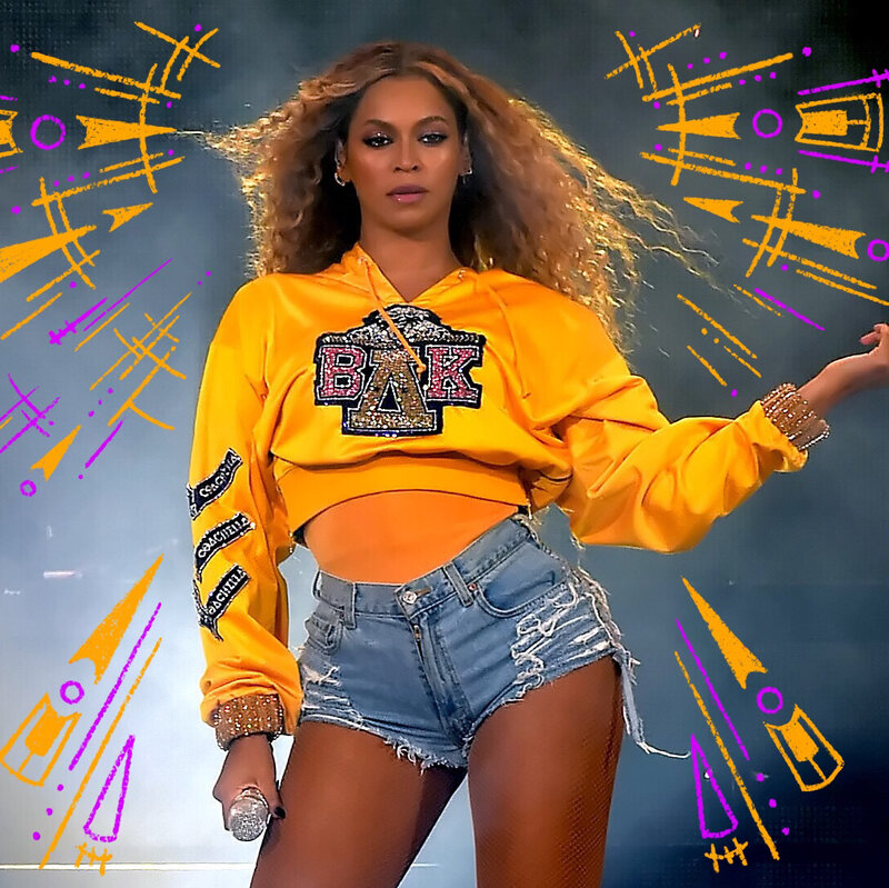 Homecoming,' From The Bleachers: Members Of Beychella