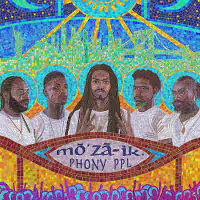 First Listen: Phony Ppl, 'mō'zā-ik.'