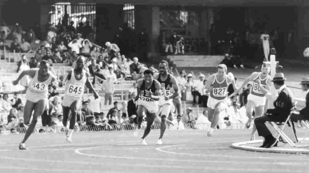Of Protest And Patriotism: A 1968 Gold Medalist Remembers The Games