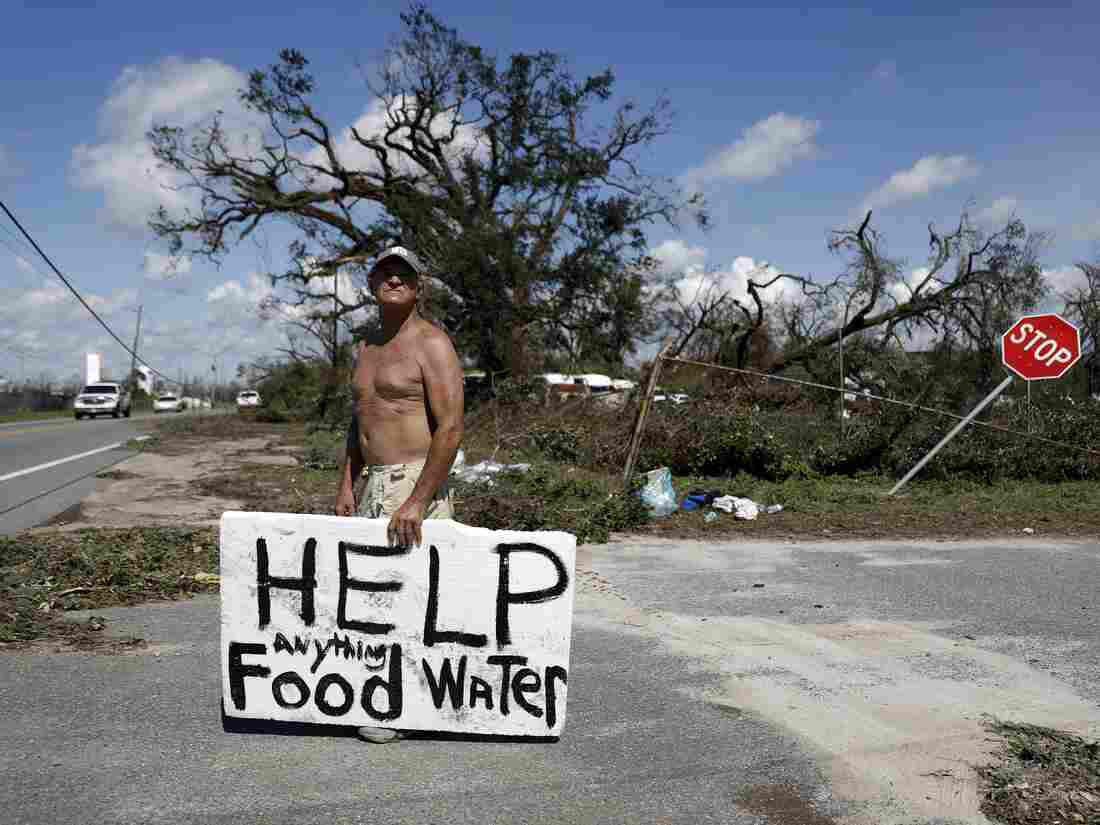How North Texans can help Hurricane Michael victims
