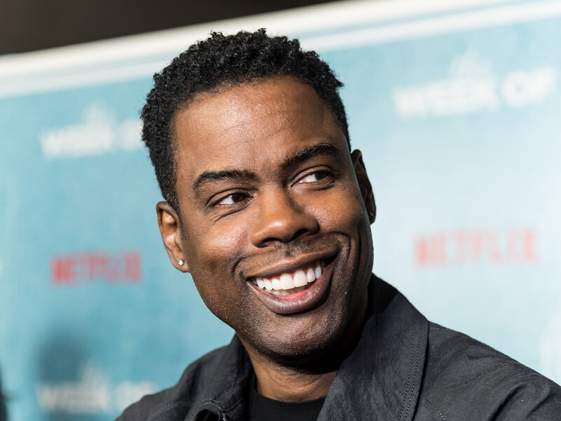 How Bring The Pain Brought Chris Rock Superstar Fame Code Switch