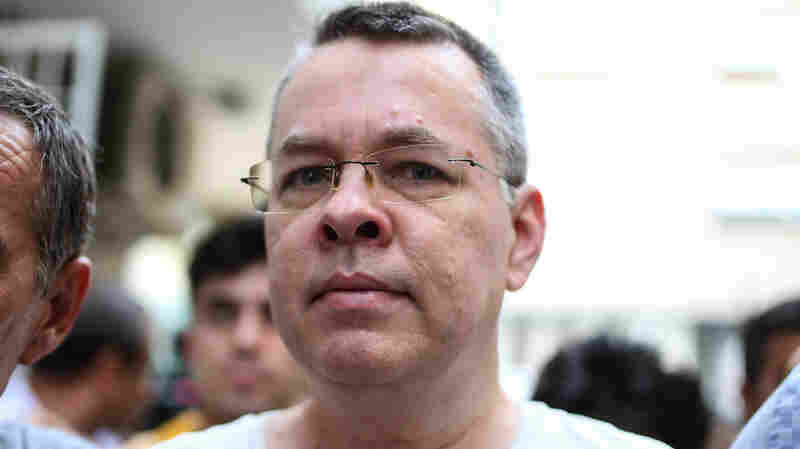 Turkey Releases U.S. Pastor After 2 Years In Prison