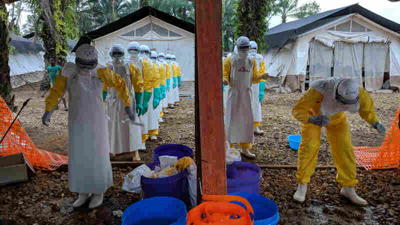 The Hijacked Hearse: Dispatches From The Ebola Outbreak In DRC