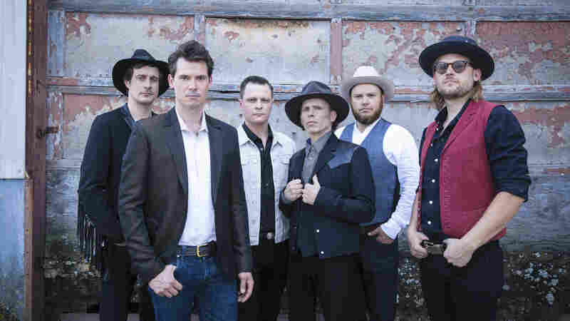 World Cafe Nashville: Ketch Secor Of Old Crow Medicine Show