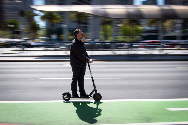 3f7b2e3ccfe Shared Scooters May Be Fun, But Are Riders Safe? : Shots - Health ...