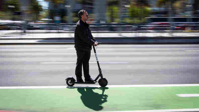 As E-Scooters Roll Into American Cities, So Do Safety Concerns