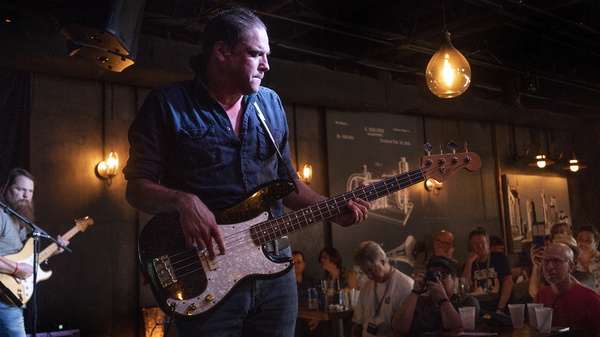Cordovas perform at The Local during AmericanaFest.