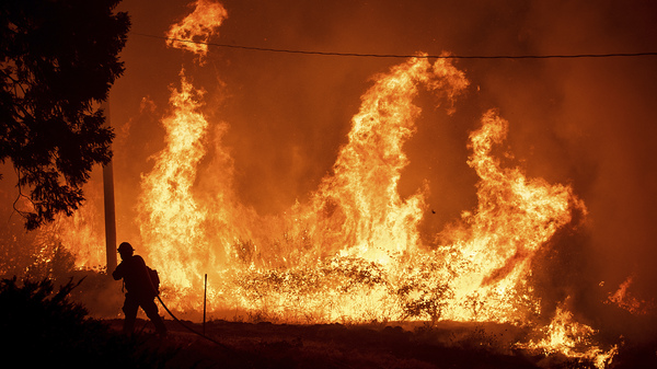 To Prevent Wildfires, PG&E Pre-Emptively Cuts Power To Thousands In California