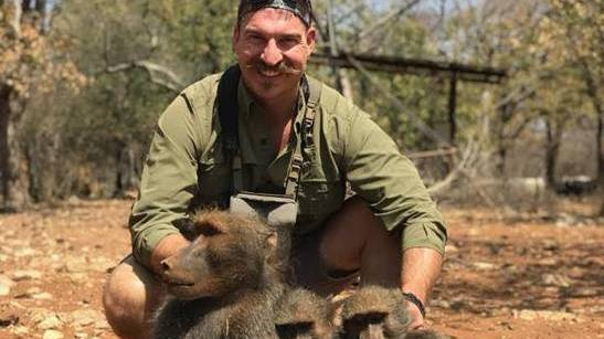 Idaho Game Commissioner Resigns After Killing 'Family Of Baboons' In Africa