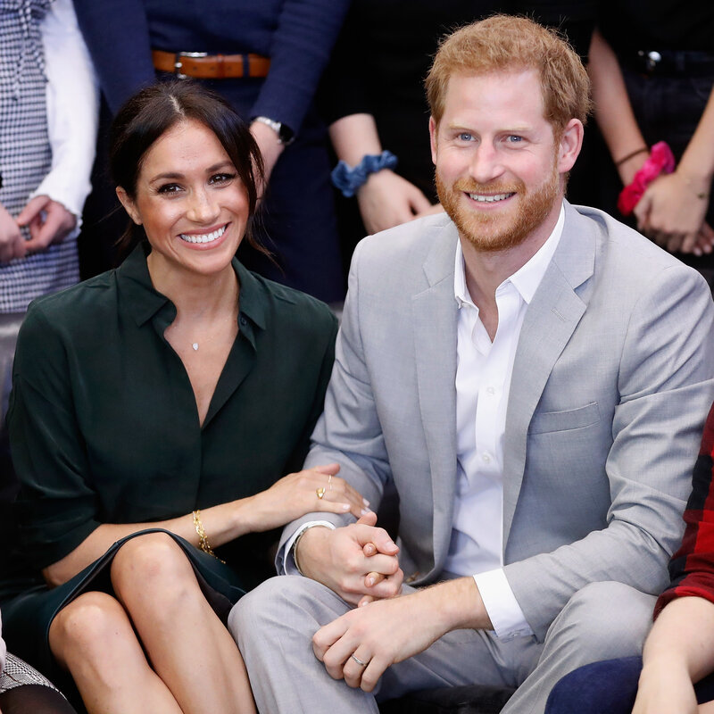 Meghan Markle And Prince Harry Welcome A Baby Boy To The