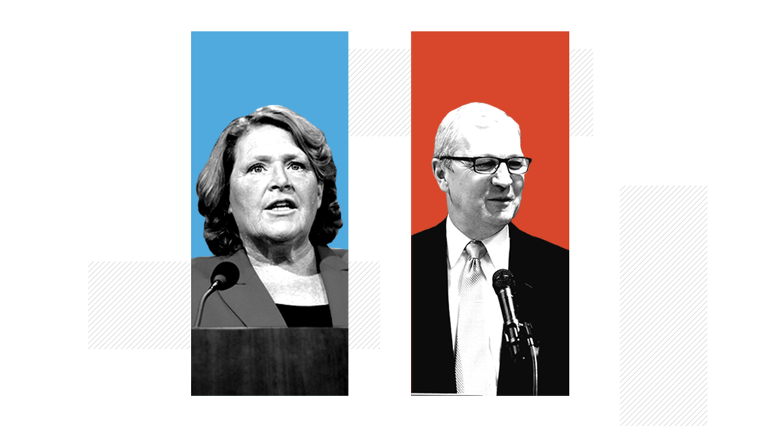 North Dakota Senate race