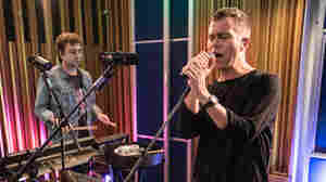 Watch The Presets Perform 'Downtown Shutdown' Live In The Studio