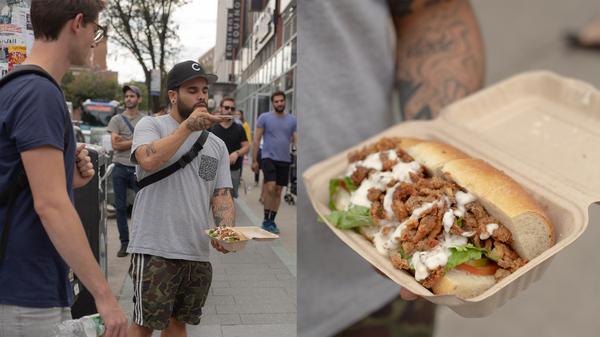 Beyond Bodega Bites: This Man Wants More People To Eat  Vegan In The Hood