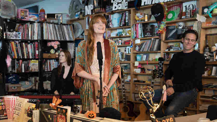 Florence + the Machine: Tiny Desk Concert