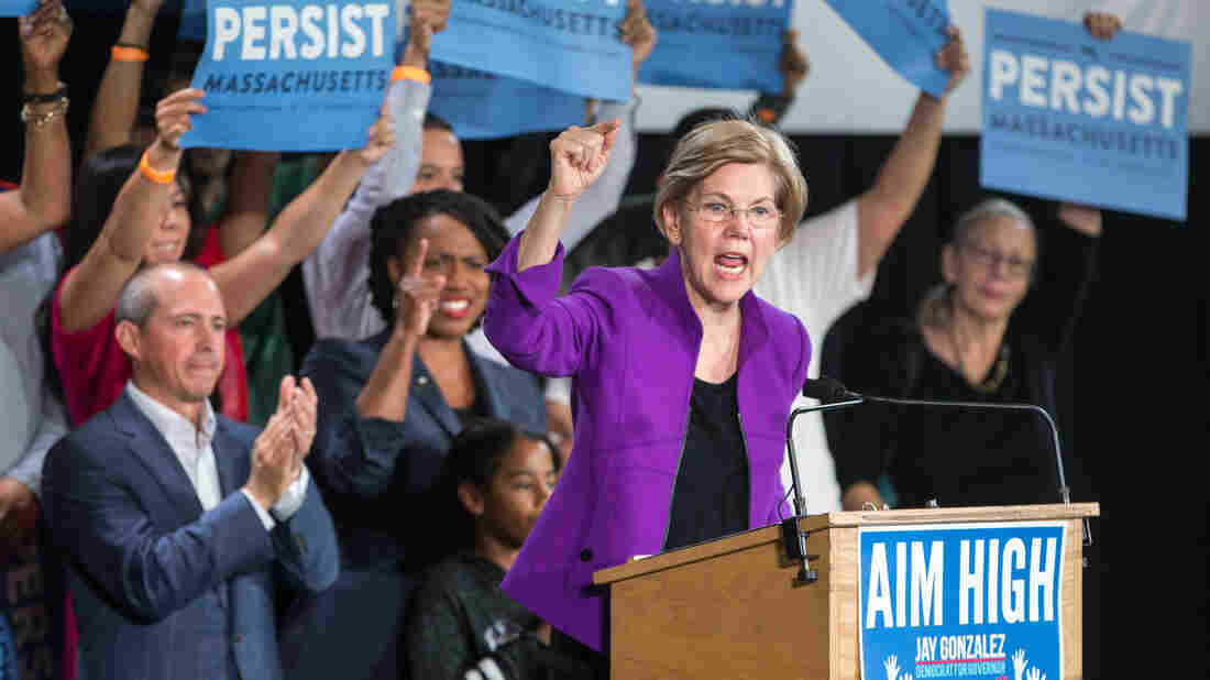 Even An MSNBC Anchor Is Mocking Fake Native Elizabeth Warren