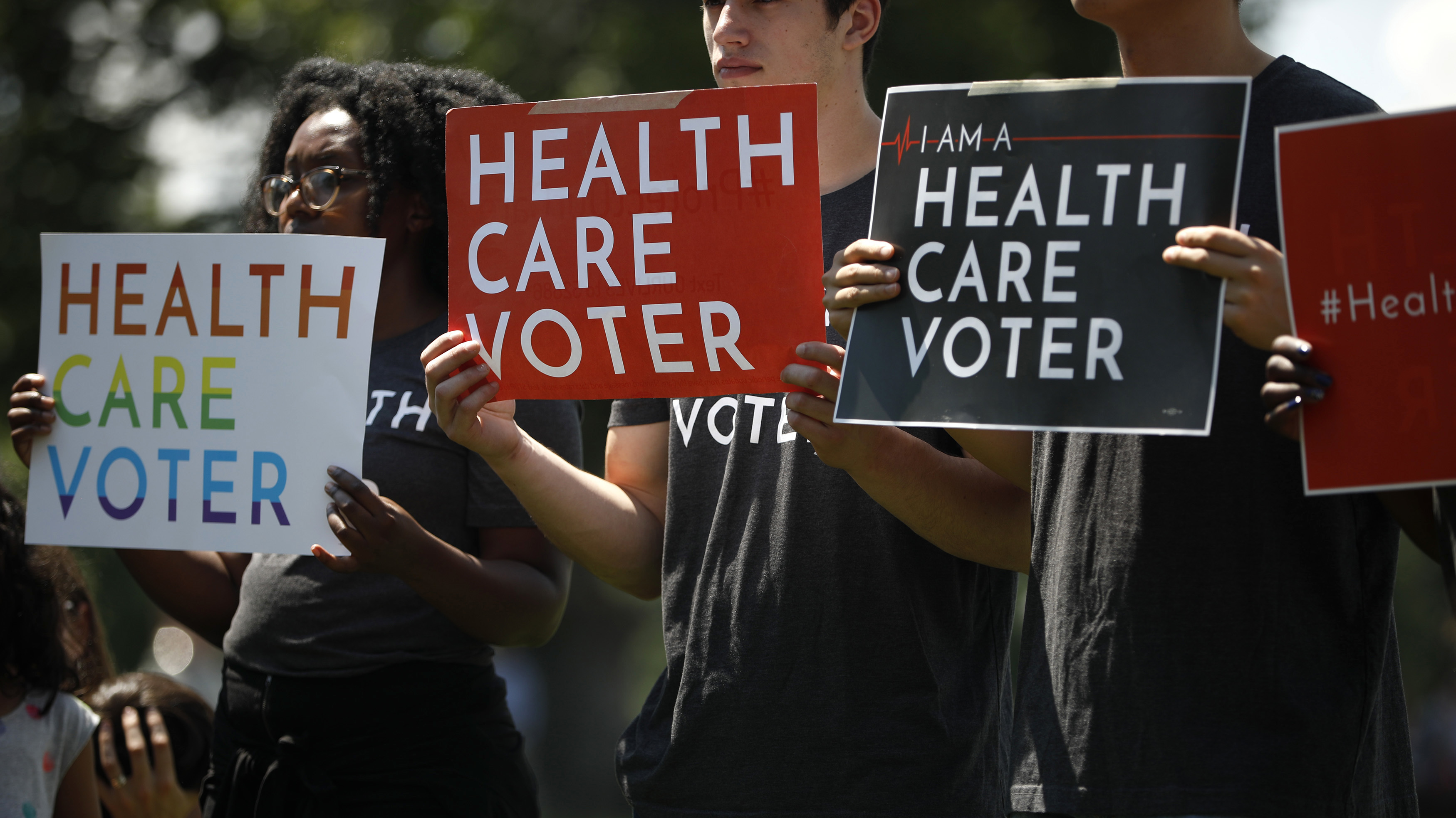 Image result for What's at Stake for Health Care in Mid Term Elections