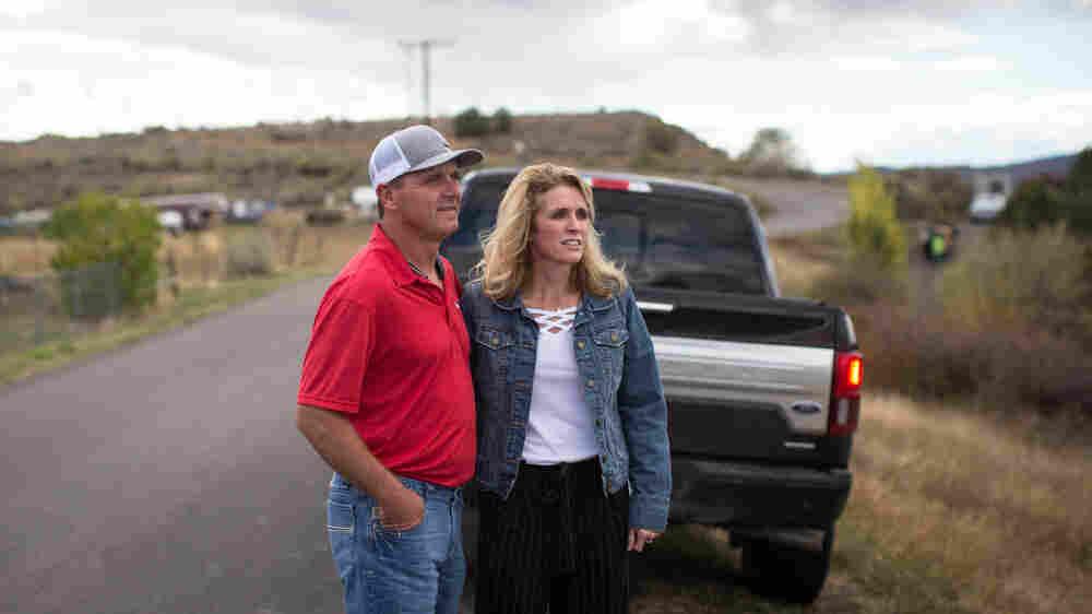 A Rural Colorado Coal County Was Struggling. Then A Tech Company Brought New Jobs