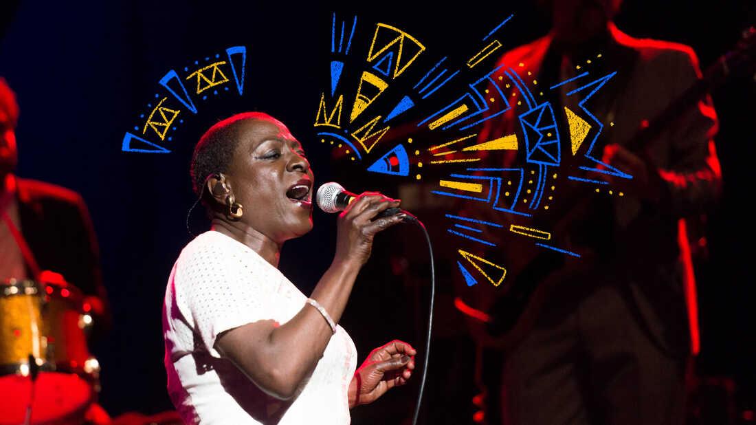 Sharon Jones Is The 21st Century's Godmother Of Soul