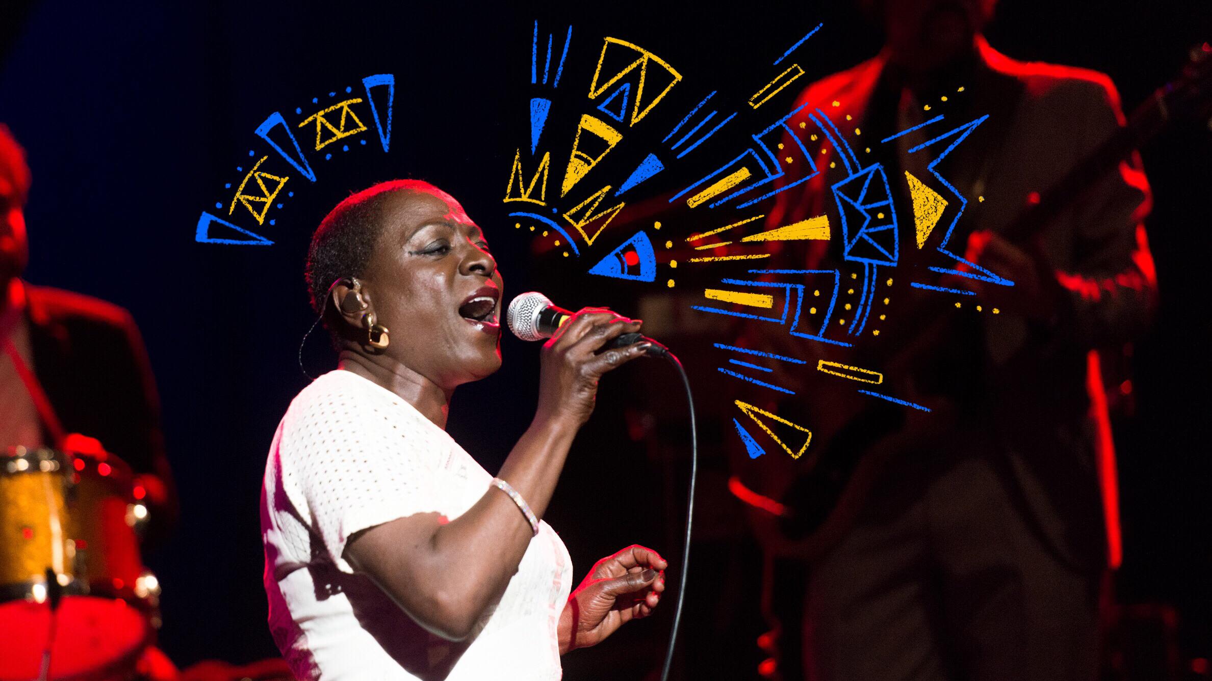 The Soul Music of Sharon Jones and the Dap-Kings Long Slow Train