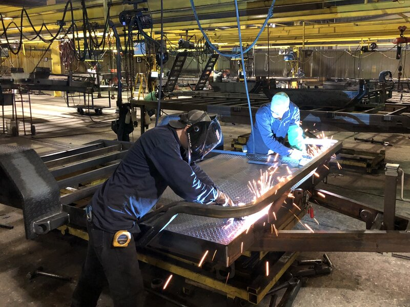 after ice raid a shortage of welders in tigertown texas npr