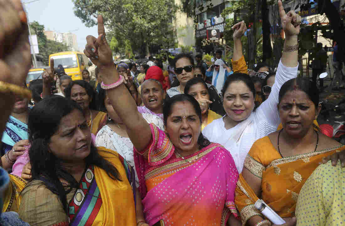 India minister accused of sexual harassment steps down