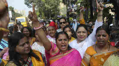 #MeToo Movement Gathers Force In India