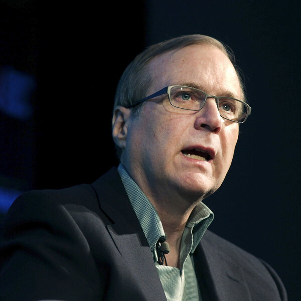 After Paul Allen Co-Founded Microsoft, He Changed Brain Science Forever